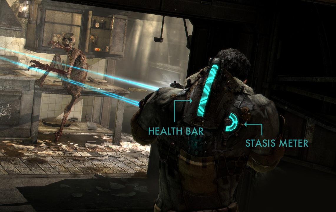 Как интерфейс рассказывает истории в видеоиграх - 2