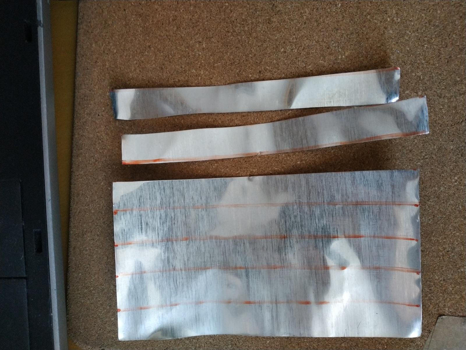 Как я изготовил респиратор KN95 в домашних условиях из подручных материалов. Подробная инструкция - 26