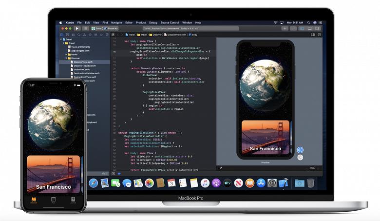 Универсальная покупка по версии Apple. Заплатил один раз — получил приложение сразу для iOS, iPadOS, watchOS, macOS и tvOS