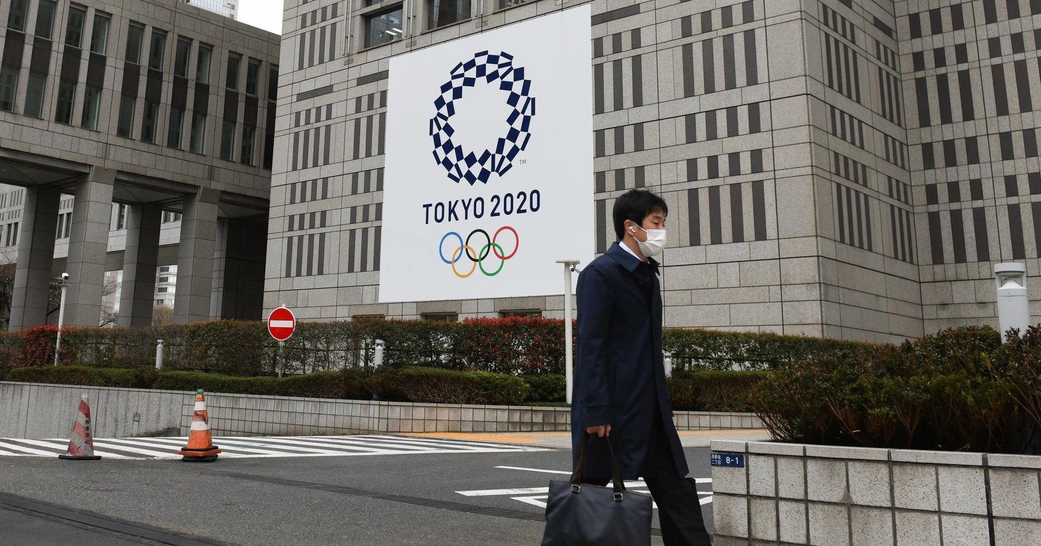 Впервые со Второй мировой войны Олимпийские игры перенесены