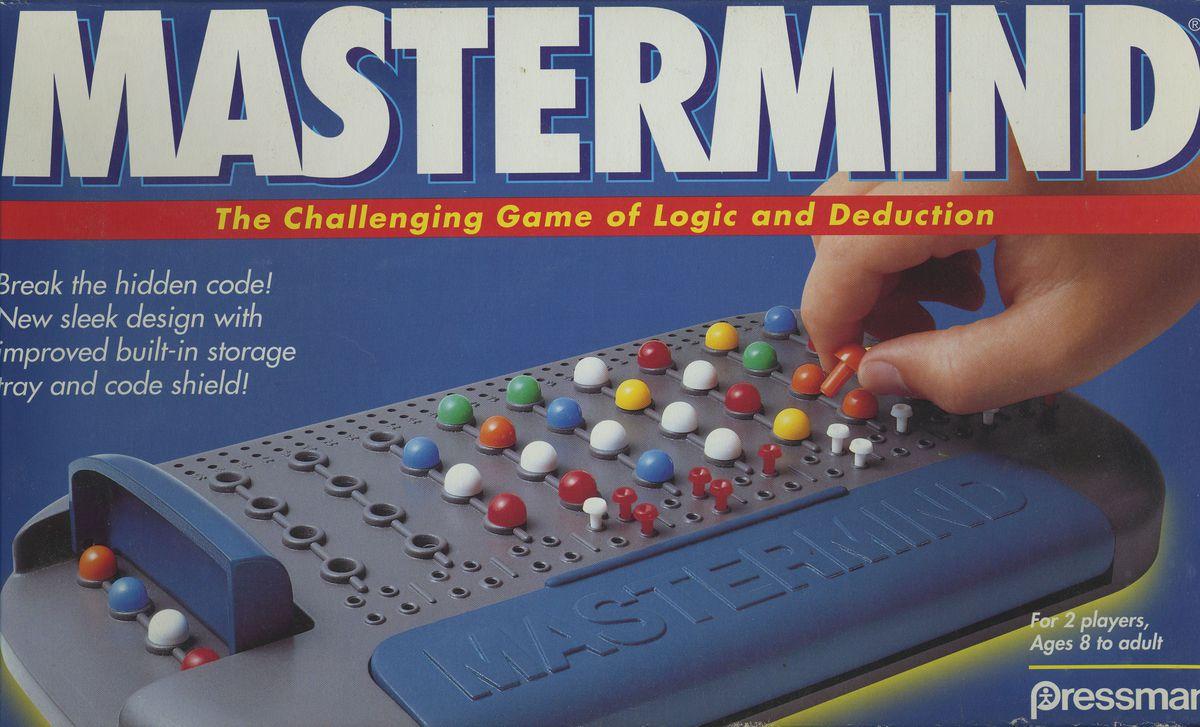 Загадочное происхождение настольной игры про взлом кодов Mastermind - 1