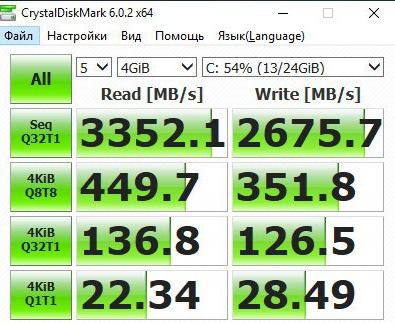 Ускорение дисковой подсистемы Qemu KVM в Linux - 14