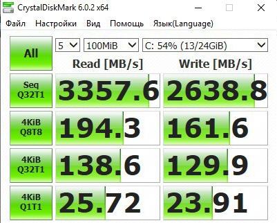 Ускорение дисковой подсистемы Qemu KVM в Linux - 9