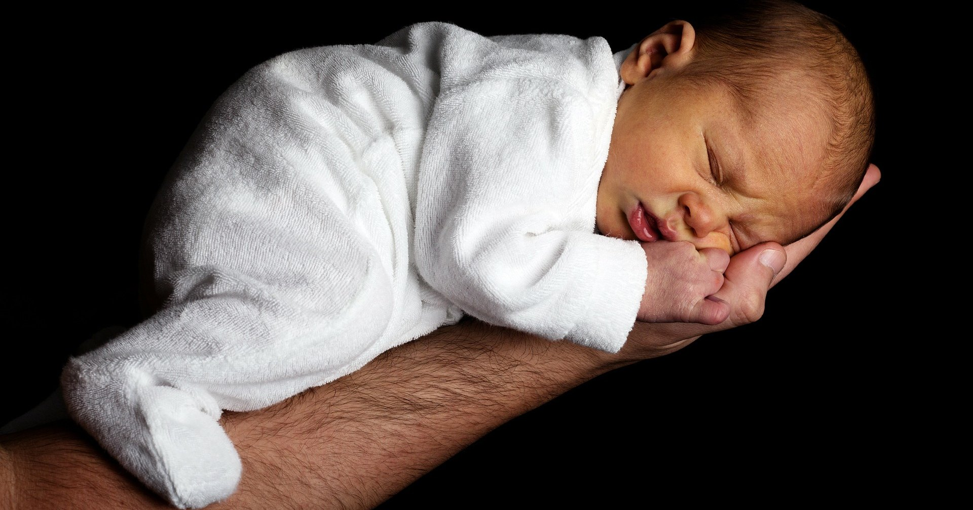 В честь коронавируса назван первый ребенок