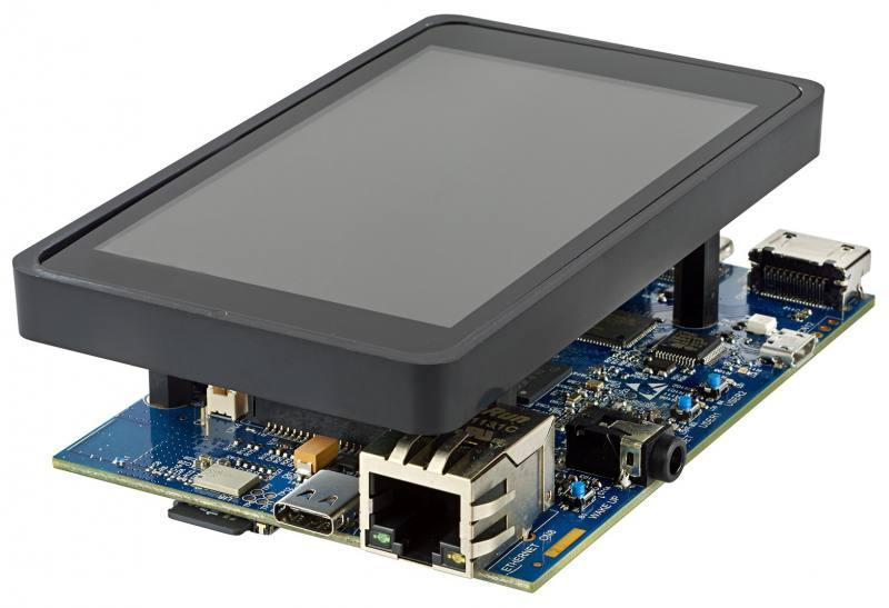 STM32MP1 — ядра + Linux=идеальный микроконтроллер - 1