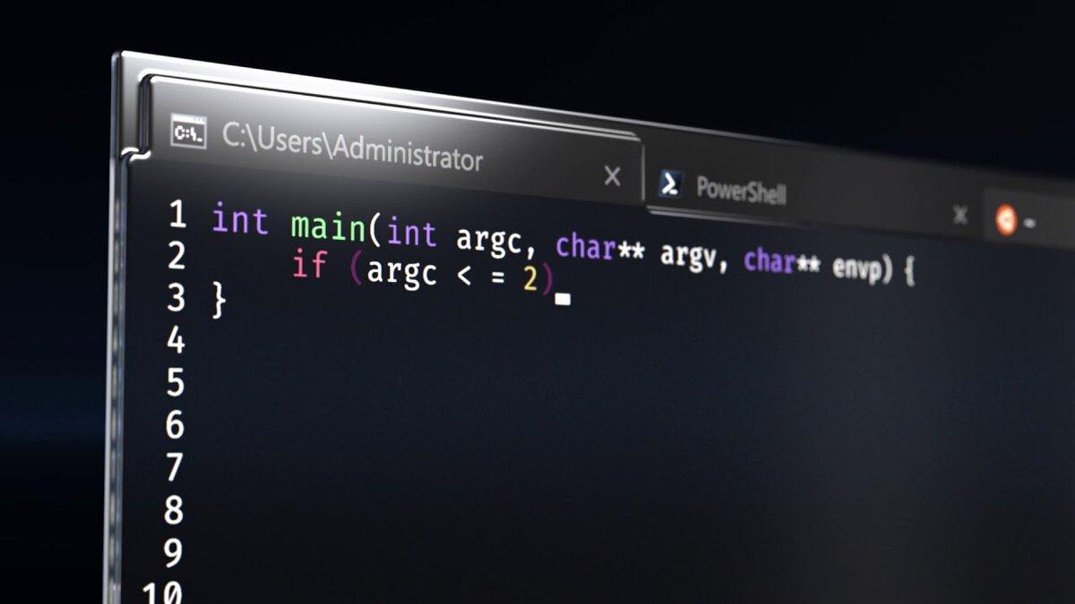 Windows Terminal Preview v0.10 - 1
