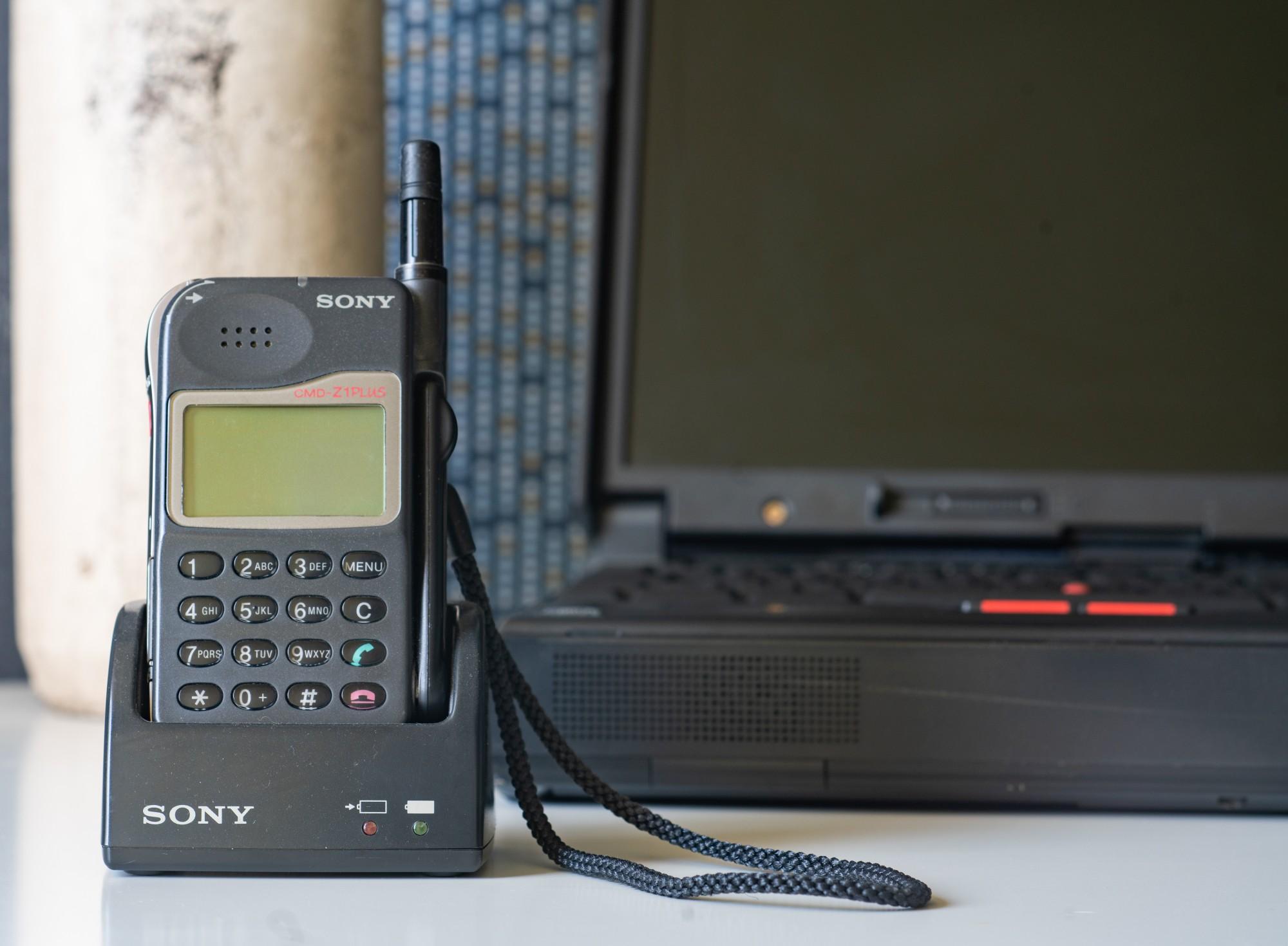 Древности: удаленная работа на устройствах 1998 года - 12