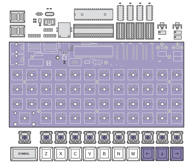 Собираем 8-битный компьютер: как уменьшить количество микросхем до шести - 3