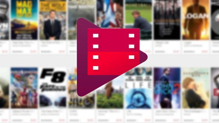 В Google Play появятся сотни бесплатных фильмов