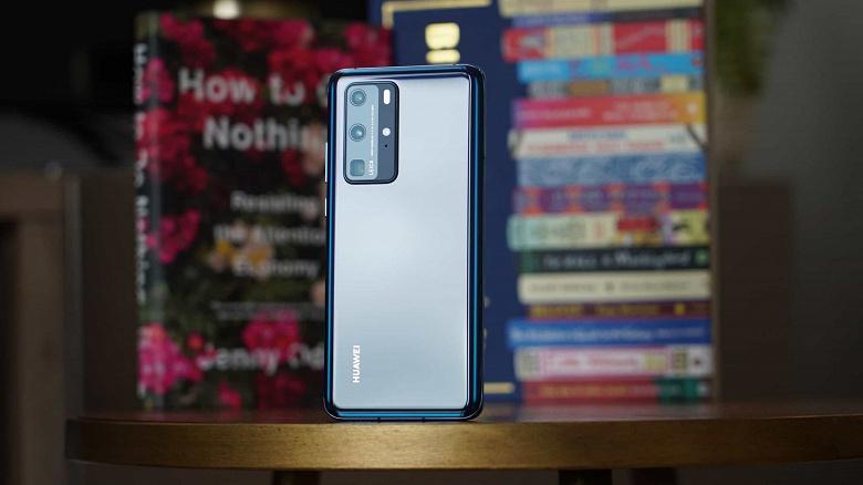 Huawei P40 разгромил всех конкурентов на Snapdragon 865 в тесте искусственного интеллекта