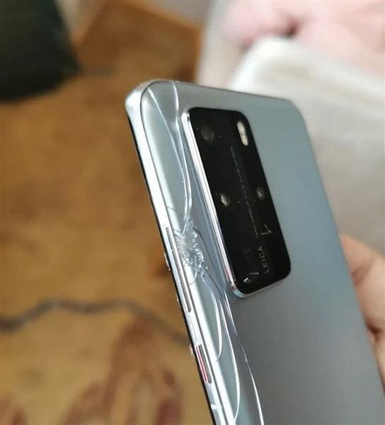 Что будет, если уронить на пол новейший Huawei P40 Pro ценой 1000 евро?
