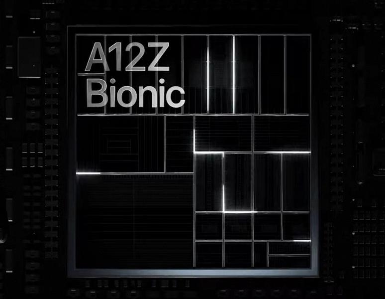 Платформа Apple A12Z Bionic в новых iPad Pro — это всё та же A12X Bionic, только со всеми активными ядрами GPU