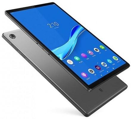 Lenovo выпустила планшет M10 Plus с процессором MediaTek Helio P22T
