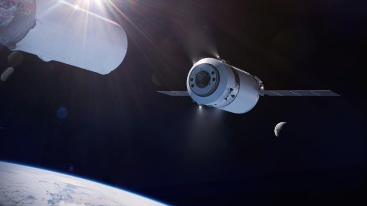 SpaceX получила контракт NASA на доставку грузов для окололунной орбитальной станции Gateway