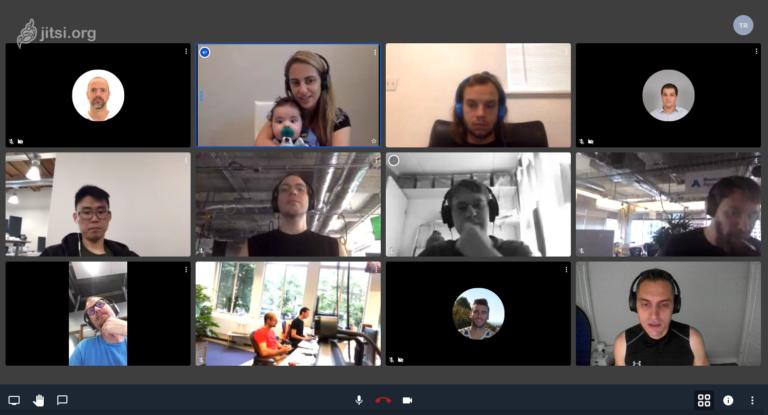 Jitsi Meet: опенсорсная альтернатива «шпионскому» видеоприложению Zoom - 6