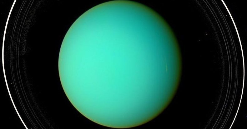 Атмосфера Урана улетает в космос: хаос магнитных полей