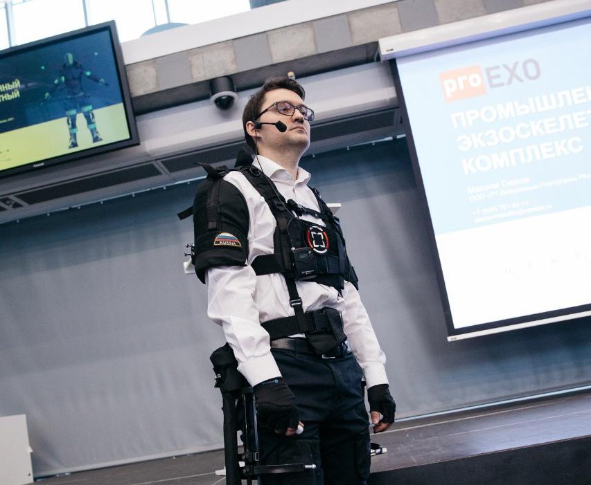 Исследователи из Стэнфорда разработали экзоскелет для бега - 2