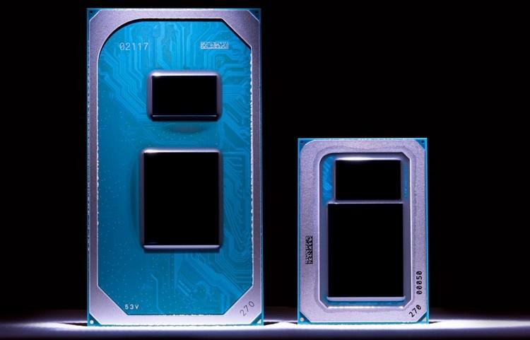 В Intel Core серии 11000 будет использовано два разных процессорных дизайна