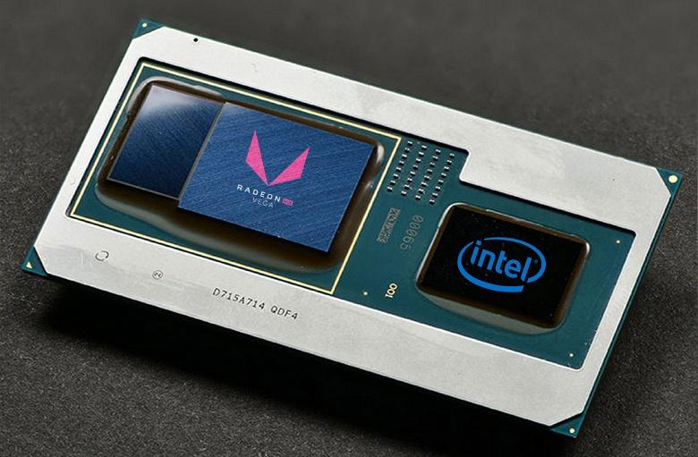 Intel переложила выпуск драйверов для процессоров Kaby Lake-G на плечи AMD
