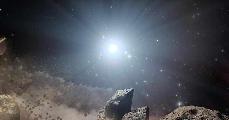 Некропланетология: как изучают планеты, уничтоженные звездами