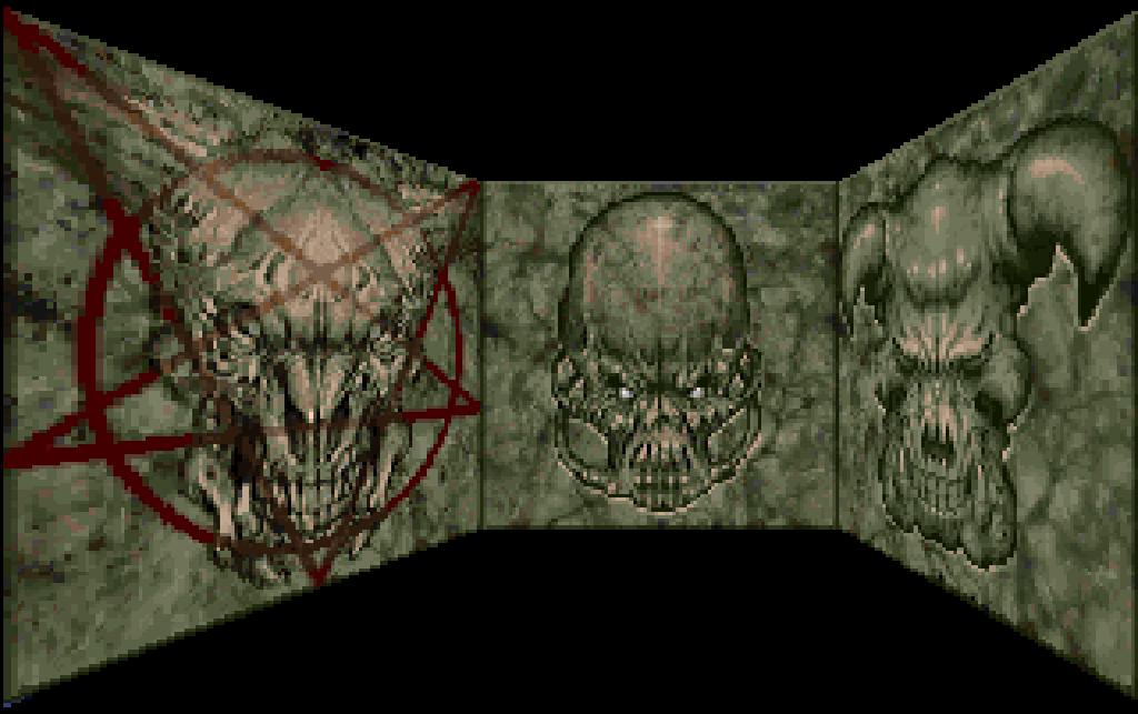 Полигоны Doom на Playstation - 11