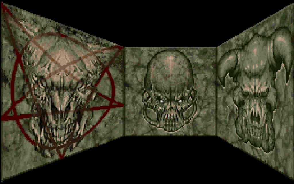 Полигоны Doom на Playstation - 12