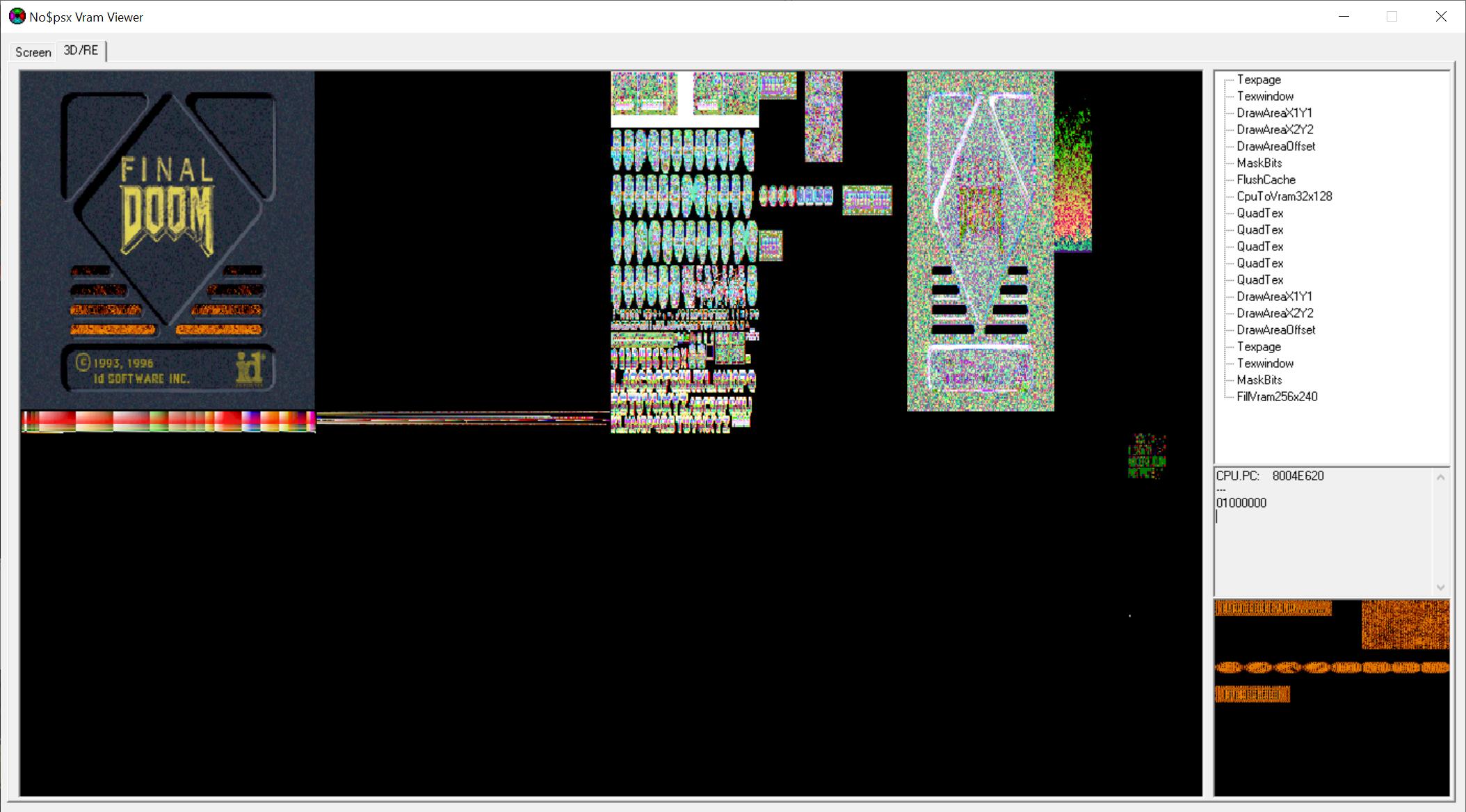 Полигоны Doom на Playstation - 13