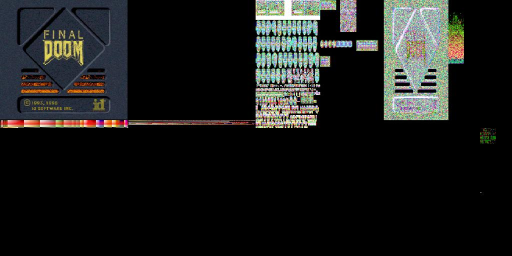 Полигоны Doom на Playstation - 14