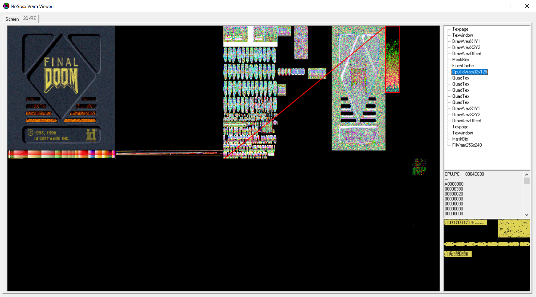 Полигоны Doom на Playstation - 15