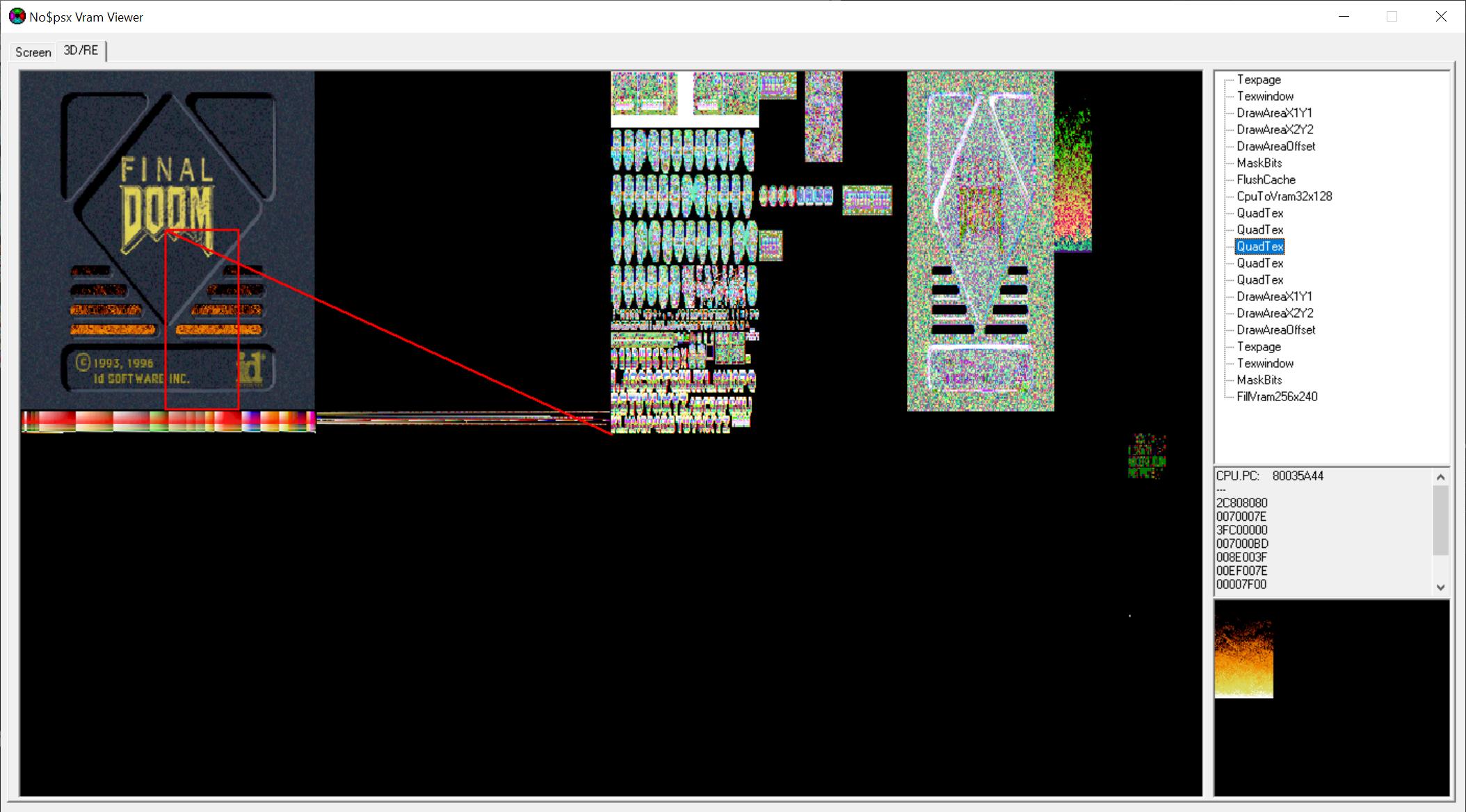 Полигоны Doom на Playstation - 16