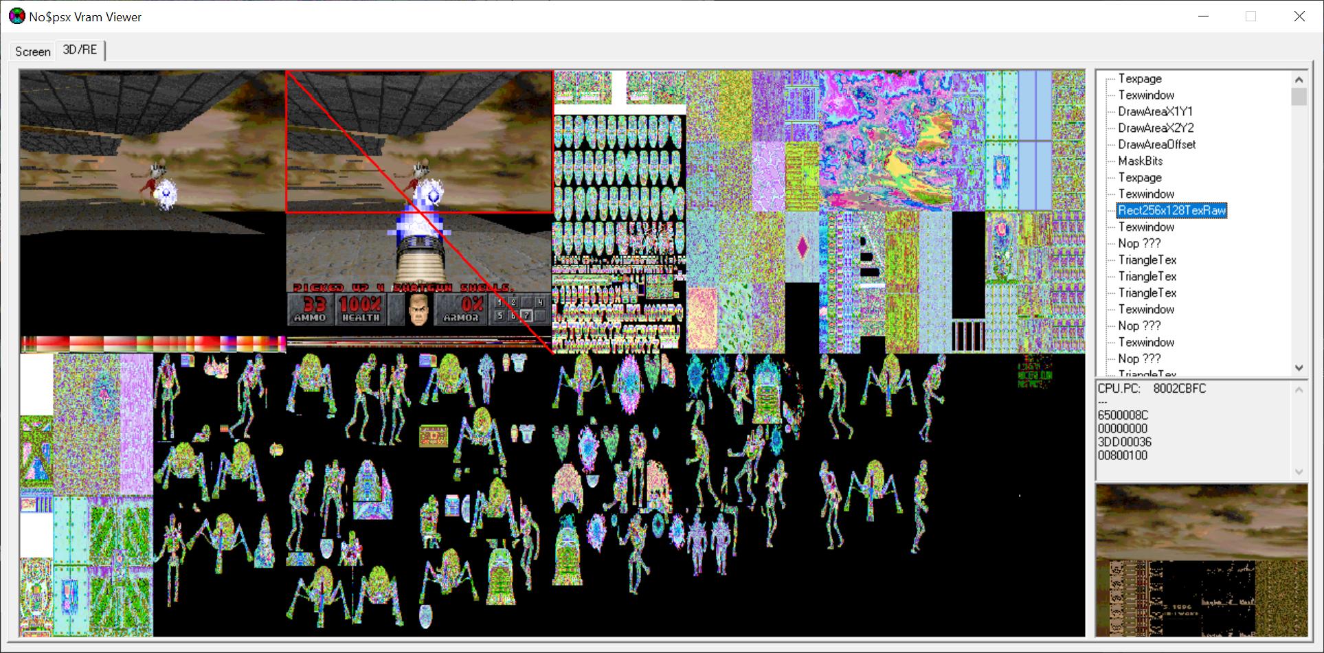 Полигоны Doom на Playstation - 18