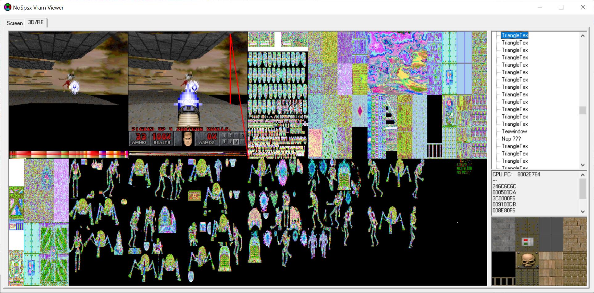 Полигоны Doom на Playstation - 19