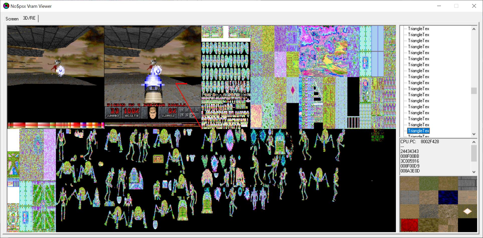 Полигоны Doom на Playstation - 20