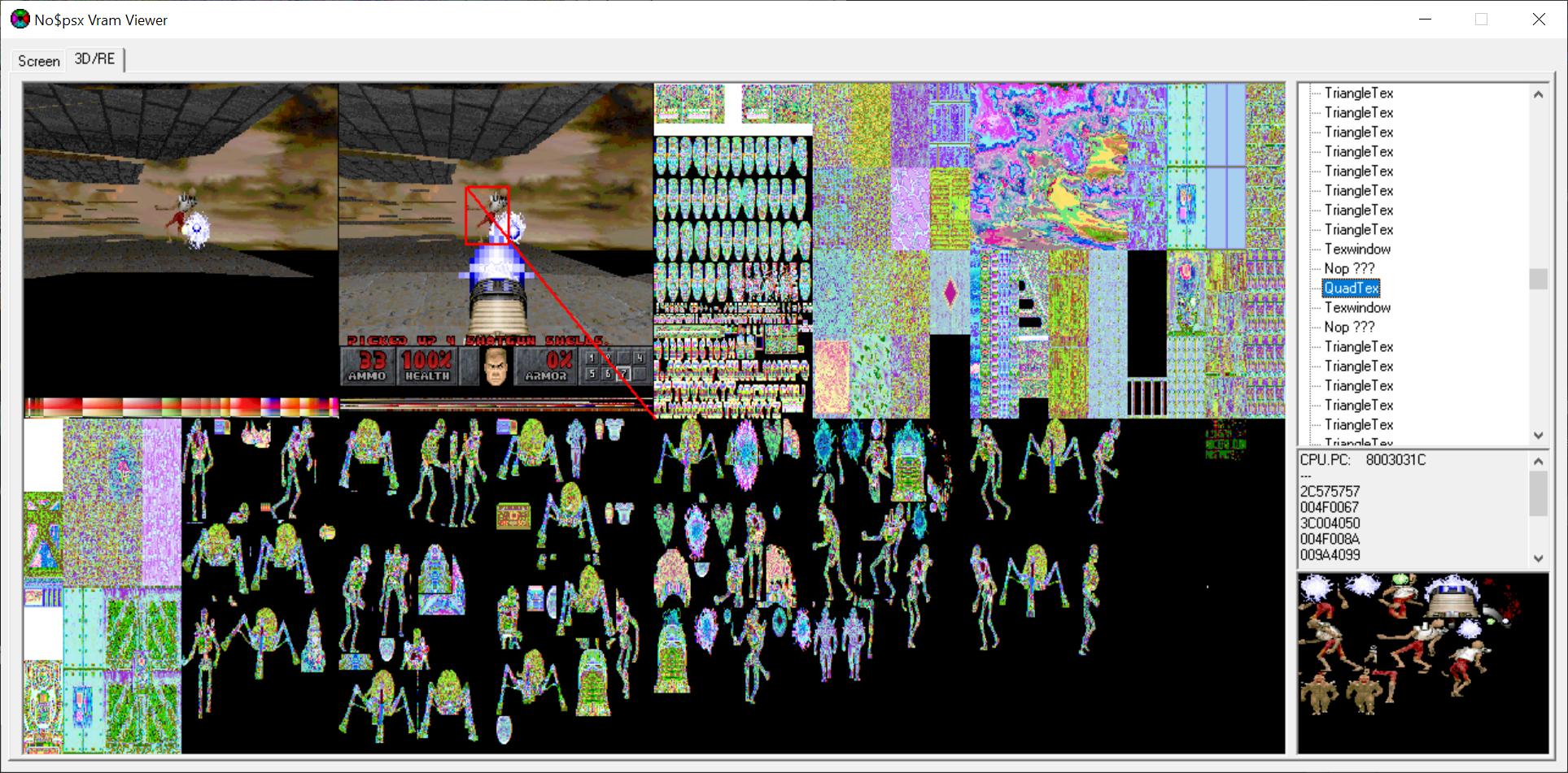 Полигоны Doom на Playstation - 21
