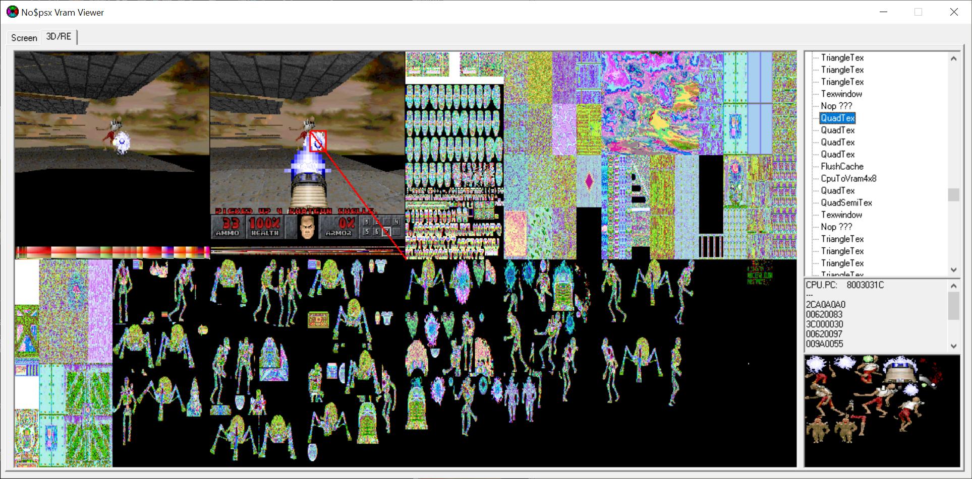 Полигоны Doom на Playstation - 22