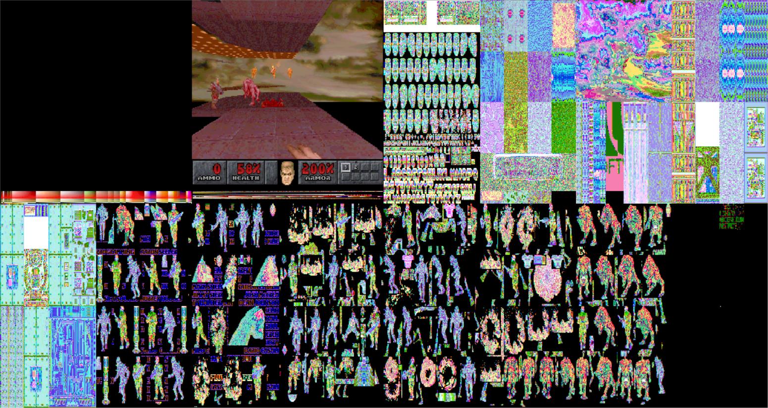 Полигоны Doom на Playstation - 26