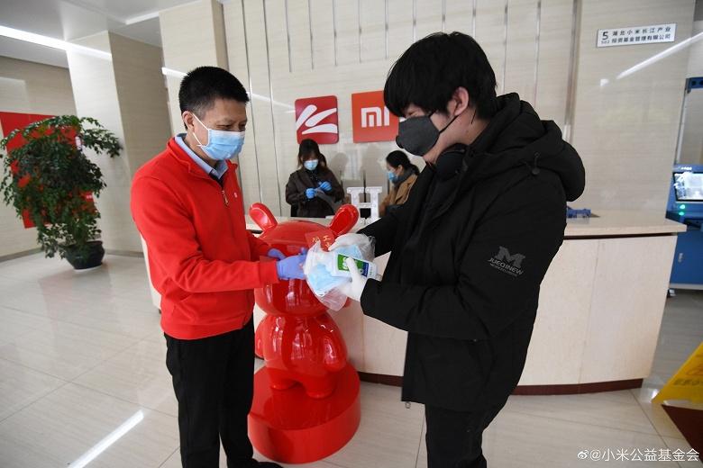 Штаб-квартира Xiaomi в Ухане возобновила работу. Все 2000 сотрудников не заражены