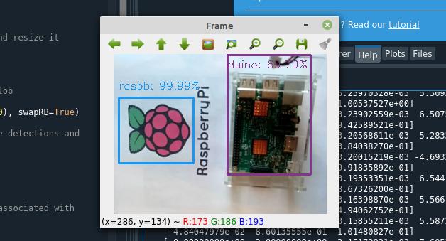 «Вы уж простите, обознался...» или распознаем малину и контроллеры с помощью Tensorflow Object Detection API - 10