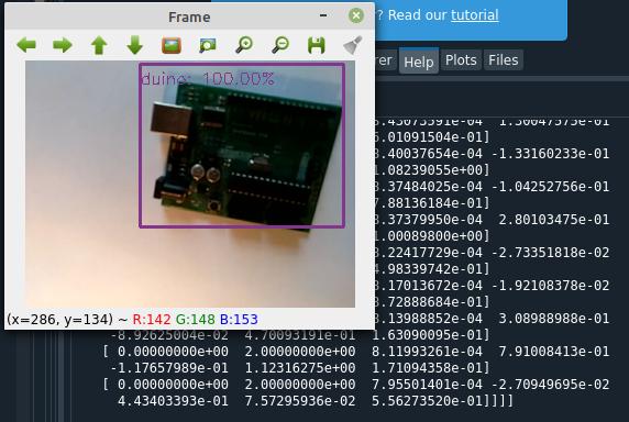 «Вы уж простите, обознался...» или распознаем малину и контроллеры с помощью Tensorflow Object Detection API - 2