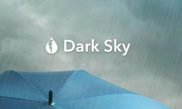 Apple покупает приложение для прогноза погоды Dark Sky