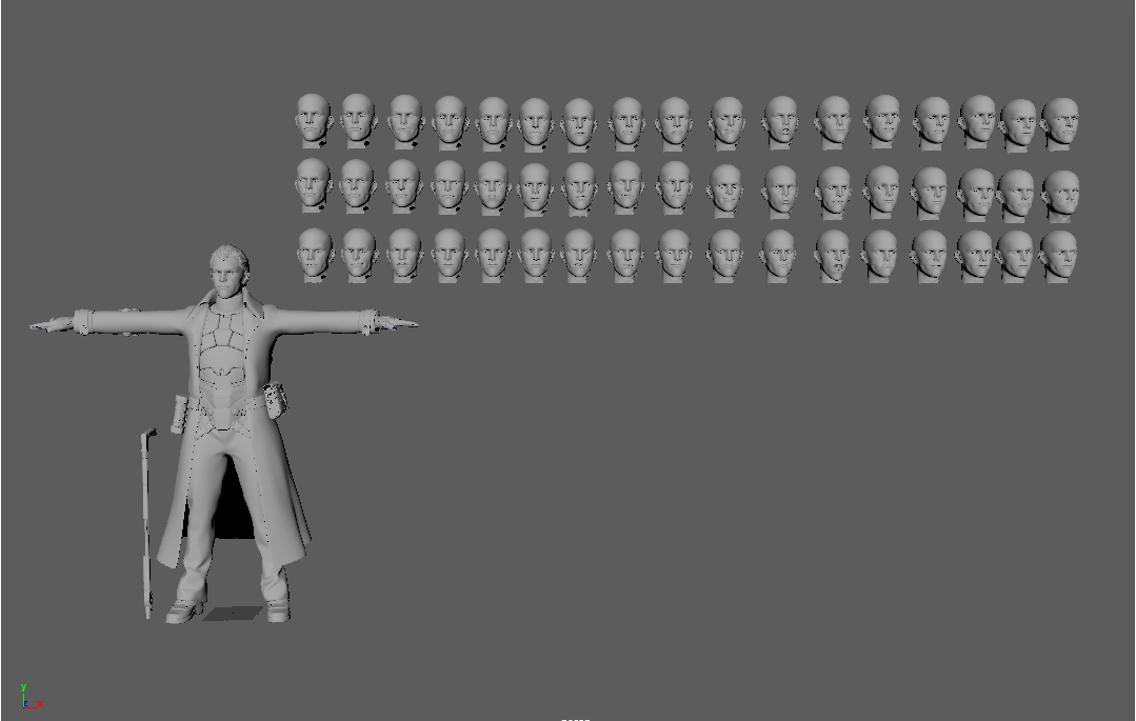 CGI в домашних условиях при помощи Unreal Engine и iPhone - 3