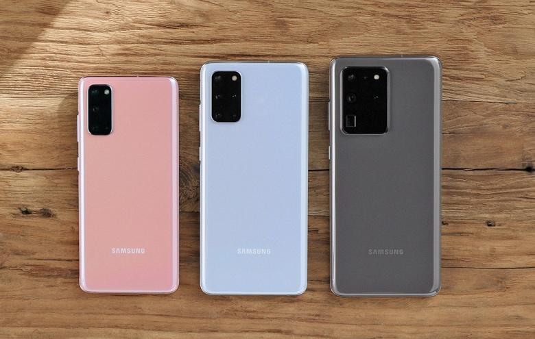 Samsung бросила все силы на доработку камеры Galaxy S20