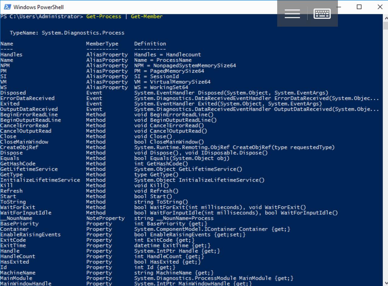 Что такое Windows PowerShell и с чем его едят? Часть 4: Работа с объектами, собственные классы - 3