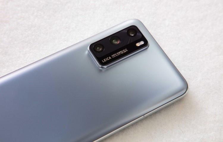 Несмотря на санкции американского правительства, в смартфоне Huawei P40 есть произведённые в США детали