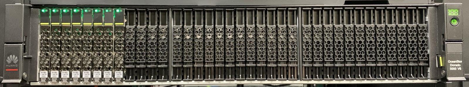 Обзор и тестирование Huawei Dorado 5000V6 - 1