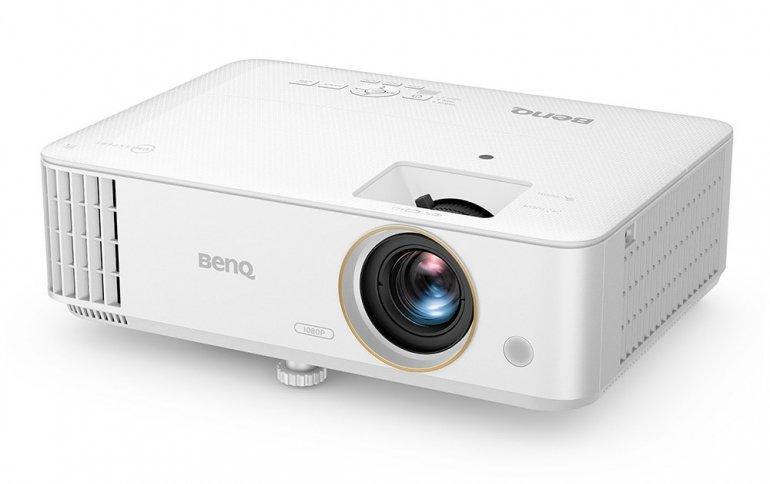 Проектор BenQ TH685 с поддержкой HDR адресован владельцам игровых консолей