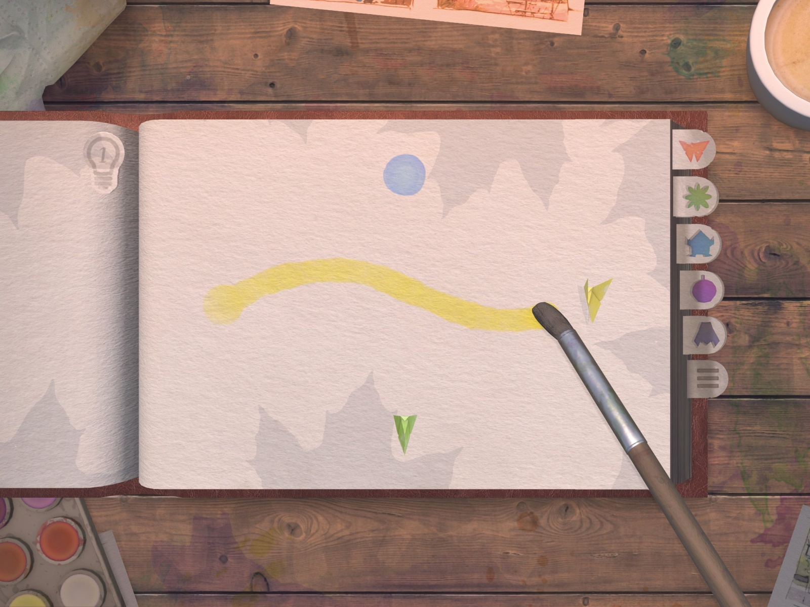 Реализация эффекта акварели в играх - 23