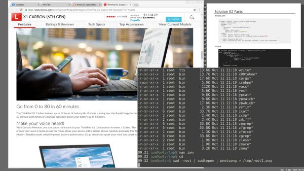 Вызов принят: OpenBSD на ноутбуке - 1