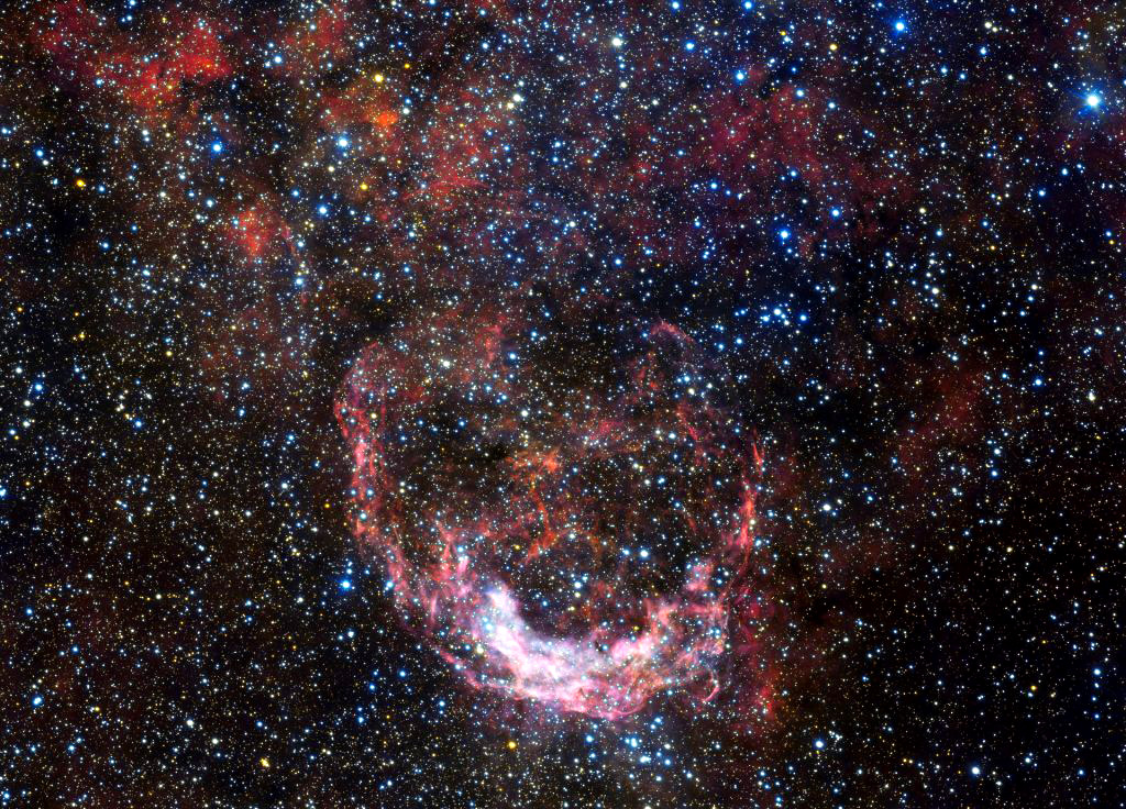Звезды Вольфа-Райе — монстры под вуалью - 11