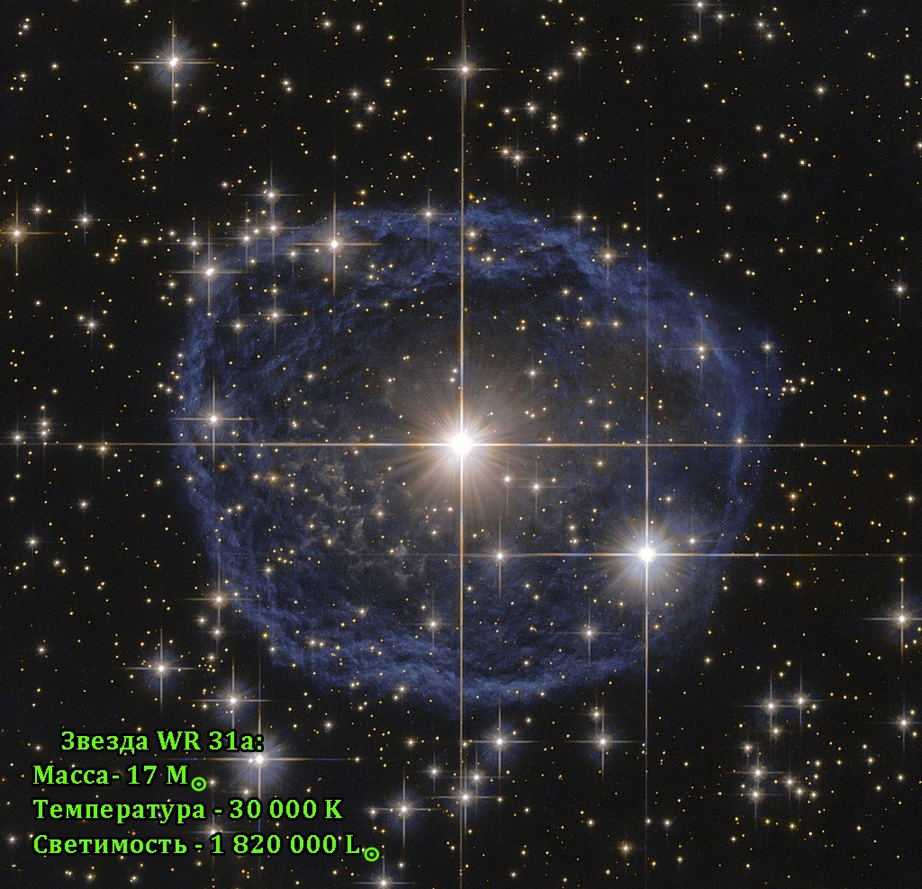 Звезды Вольфа-Райе — монстры под вуалью - 12